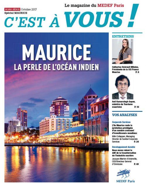 Medef île Maurice